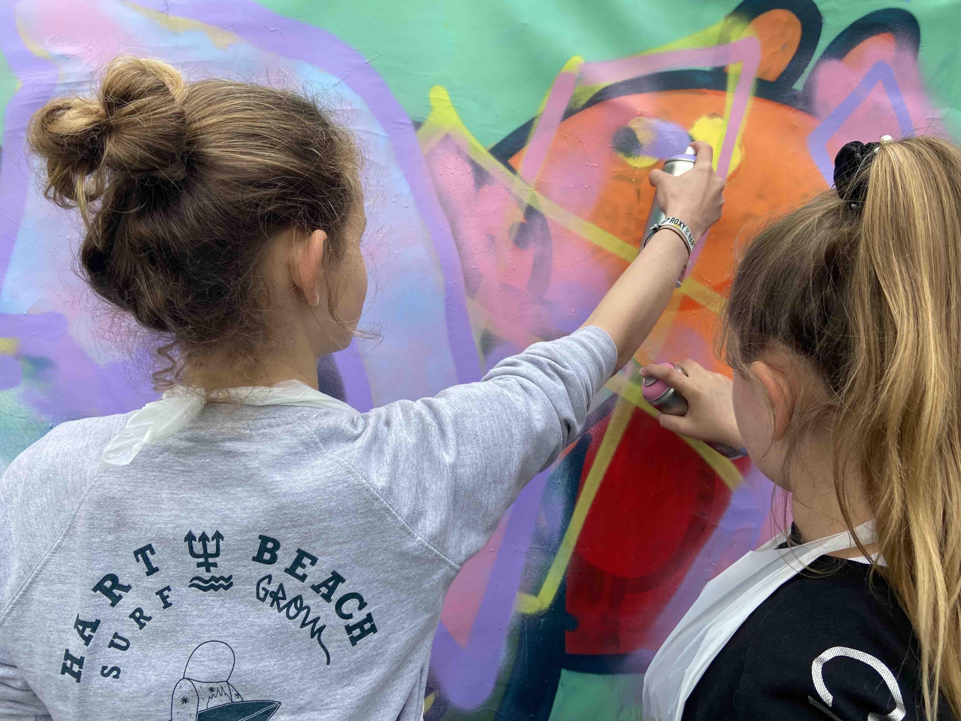 Graffiti Street Art Styles HML